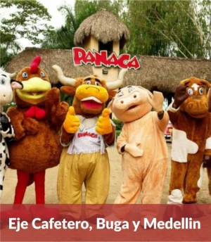 eje cafetero terrestre desde Cúcuta